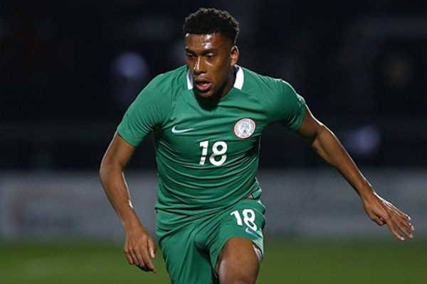 Iwobi Thankful For Gains Of 2017