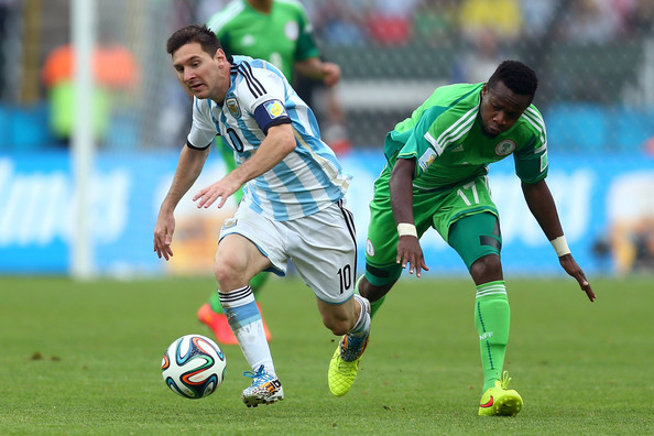 2018 World Cup: Messi expresses Worries About Nigeria
