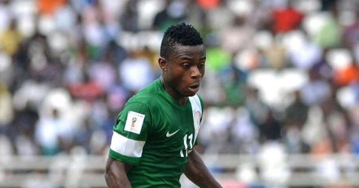 2018 FIFA WCQ – Super Eagles coach explains why Moses Simon will likely start ahead of  Iwobi