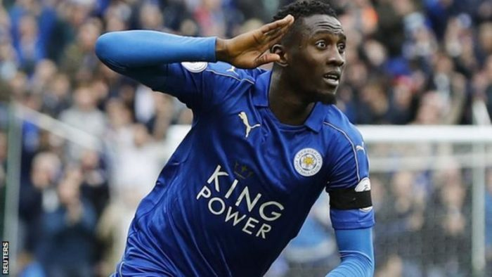 Nigeria's Combative Midfielder, Wilfried Ndidi to undergo Leicester medical checks today