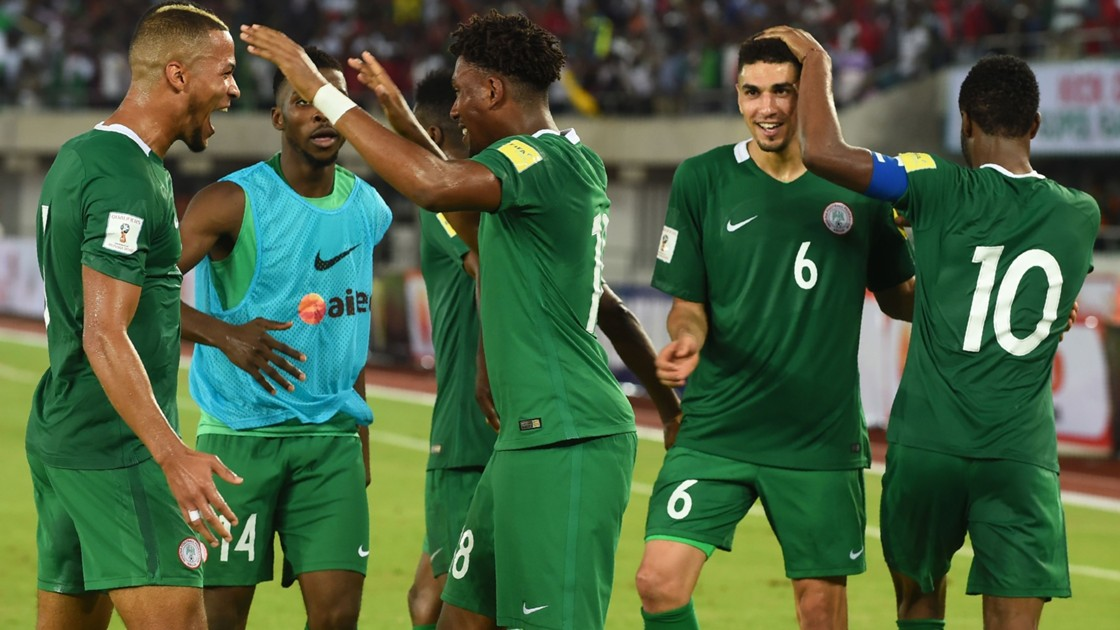 FIFA Ranking: Super Eagles still 5th best in Africa, in pot 4 for world cup draw