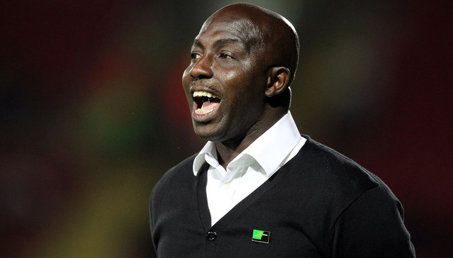 Siasia urges NFF to refund his 2014 'Goal project' funds