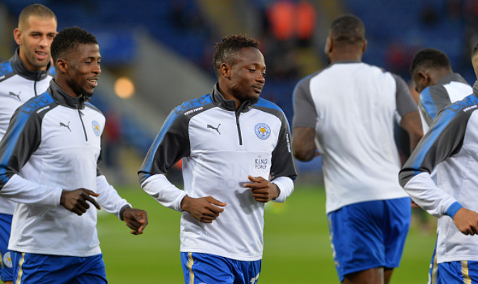 Shakespeare's Sack good for Iheanacho, Musa