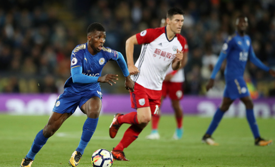 Kelechi Iheanacho not developing fast enough