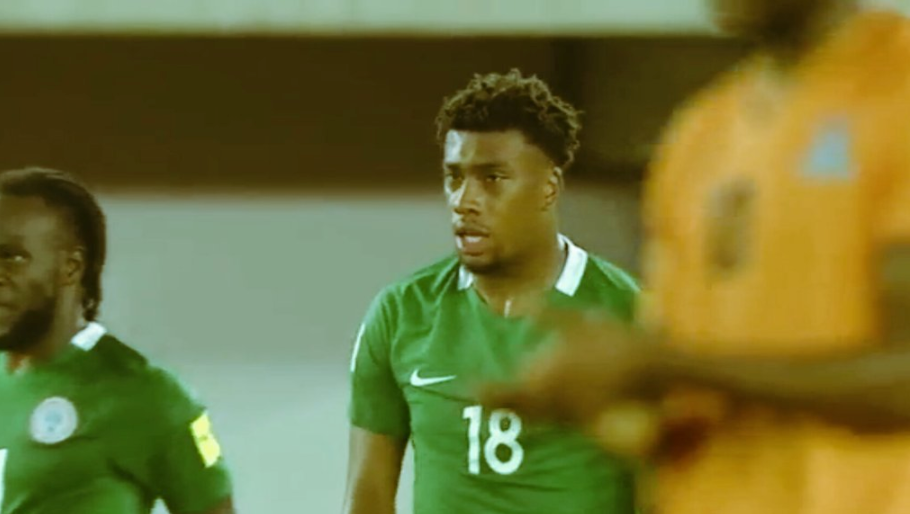 Pop the Champagne! Impact Sub Alex Iwobi fires Nigeria to 2018 World Cup