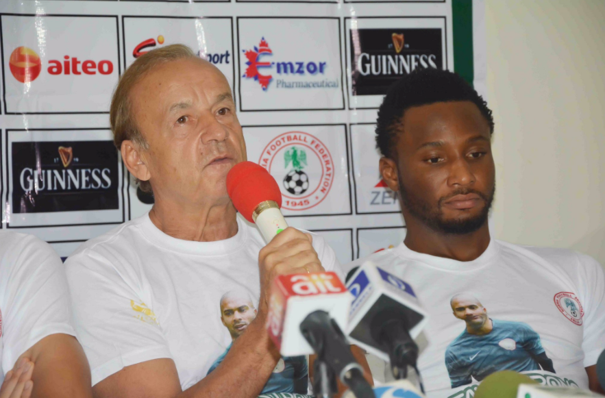 We're Coming for the Win! Gernot Rohr fires Algeria warning ahead of Super Eagles clash