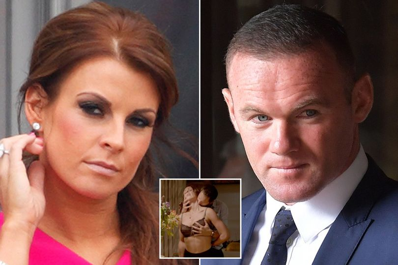 Wayne Rooney and pregnant wife Coleen 'have huge bust up watching Dr Foster'