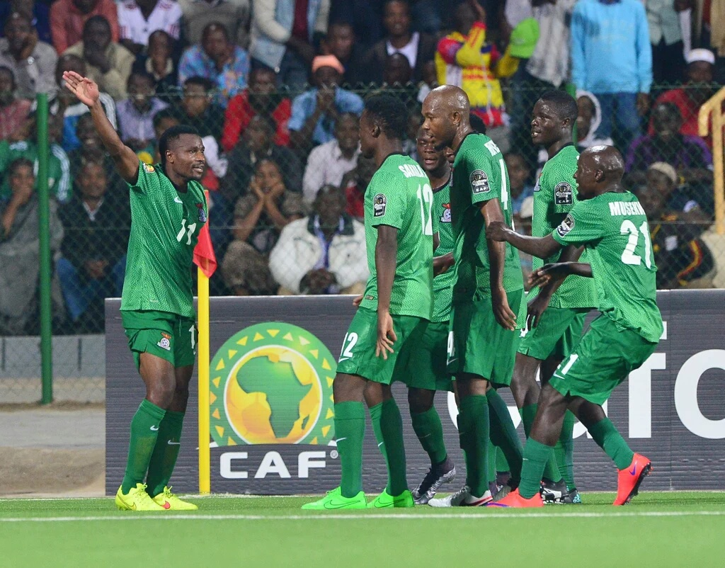 2018 FIFA WCQ: Zambia opens training camp in Ghana ahead of the crucial Nigeria clash