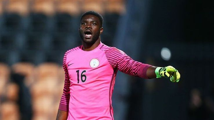 Super Eagles Goalkeeper, Daniel Akpeyi Heading To Uyo After Flight Hitch