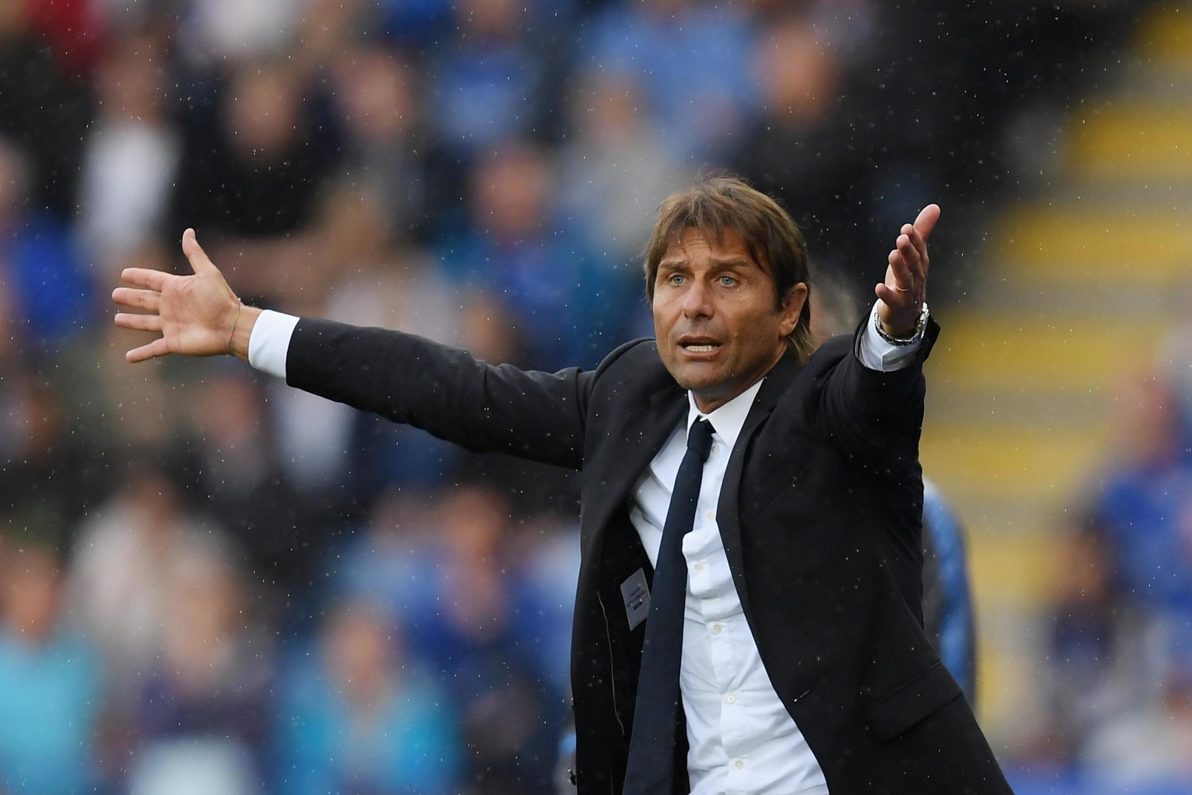 Antonio Conte dismisses talk of Chelsea player unrest over training methods