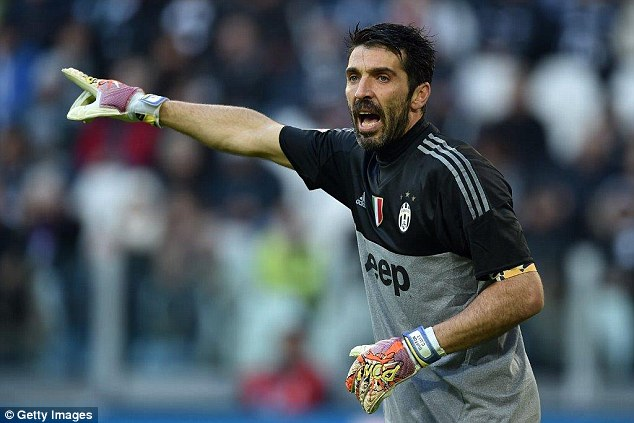 Gigi Buffon to retire after World Cup unless Juventus win the Champions League'