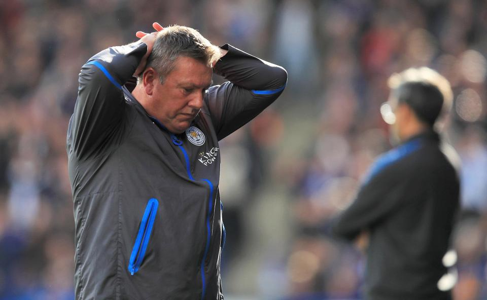 Breaking: Craig Shakespeare sacked by Leicester after miserable start to the season