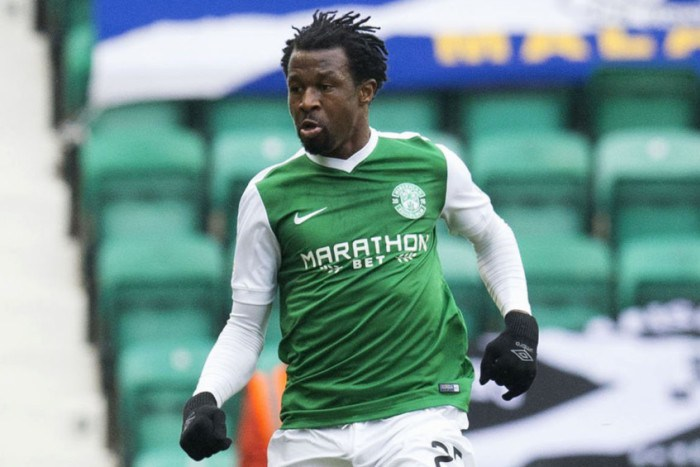 Hibernian defender, Efe Ambrose eyeing World Cup Finals call