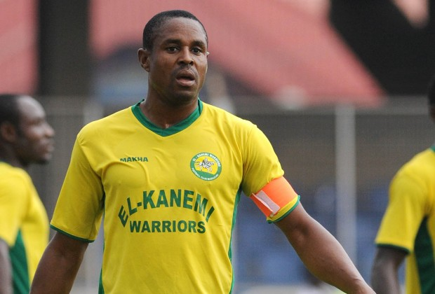 EL KANEMI WARRIORS NEED TWO MORE GOALKEEPERS TO EXCEL, SAYS COACH SULEIMAN