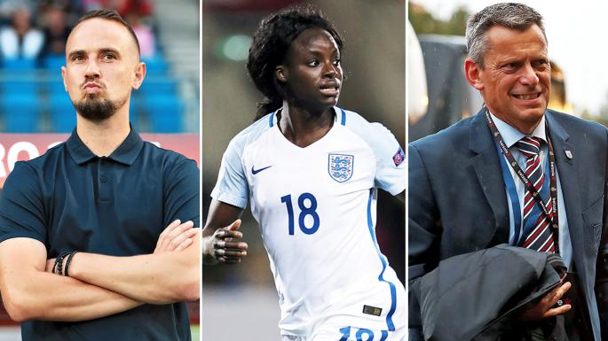 There was an agenda to protect Mark Sampson and protect the FA's reputation' – Eni Aluko