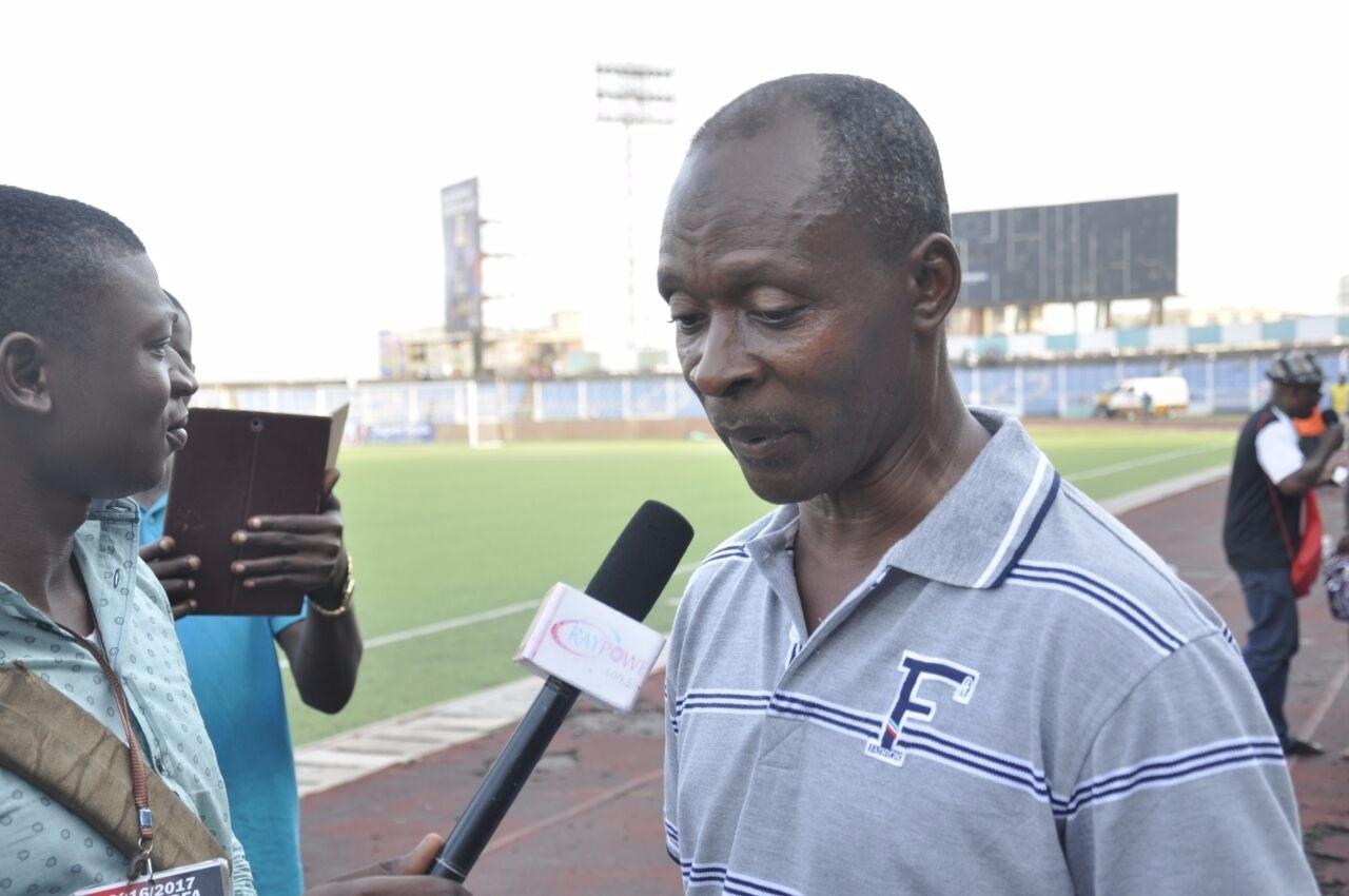 3SC sacks Fatai Amoo as club's head coach