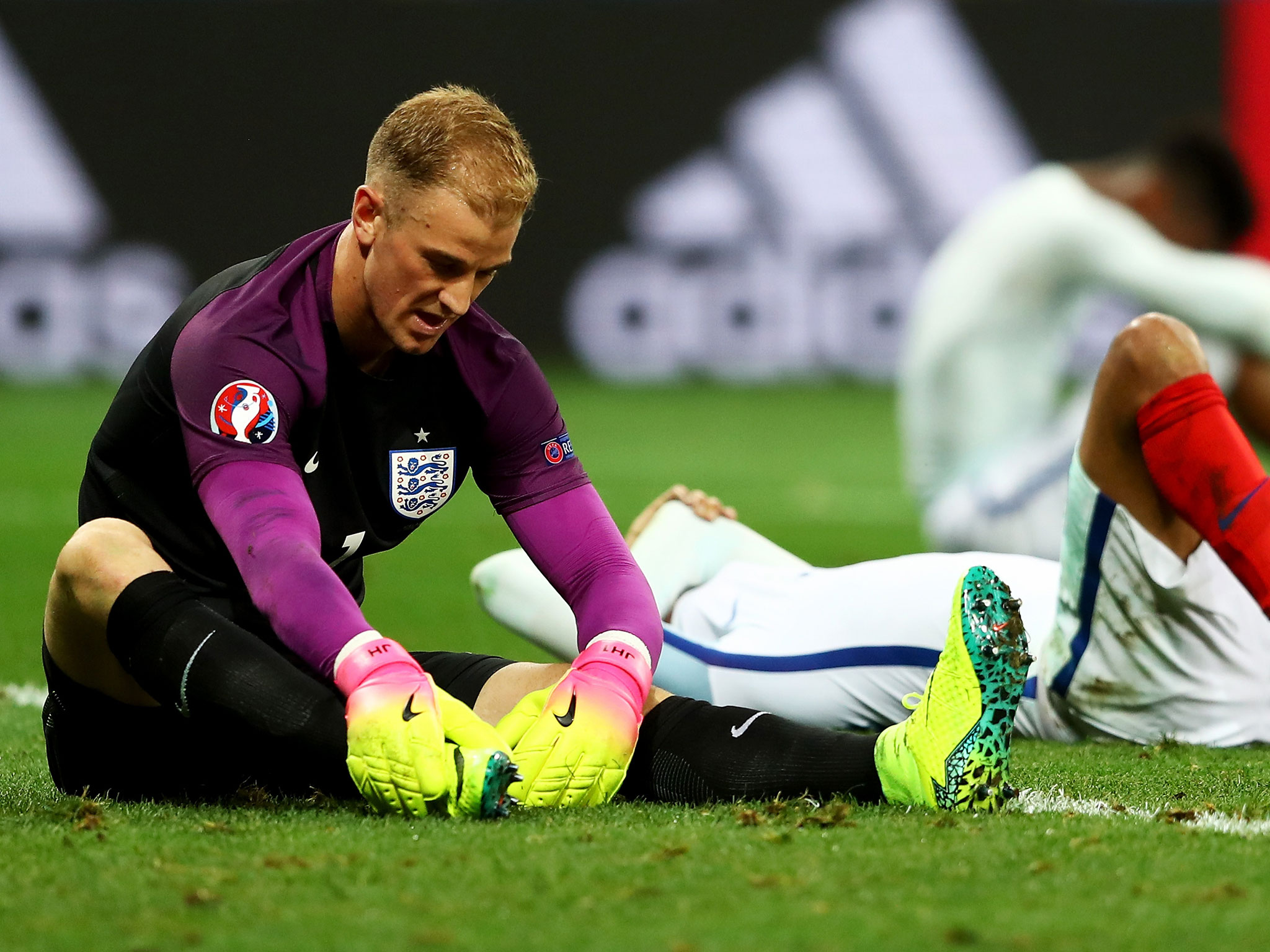 Slaven Bilic believes English football is taking West Ham's Joe Hart for granted