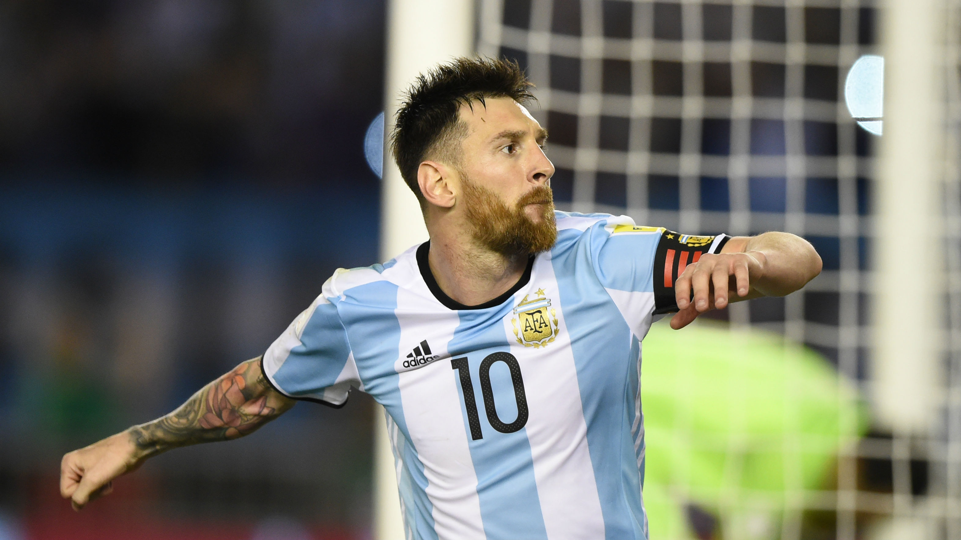 2018 FIFA WCQ: Argentina stumble against Peru meaning Lionel Messi really could miss World Cup