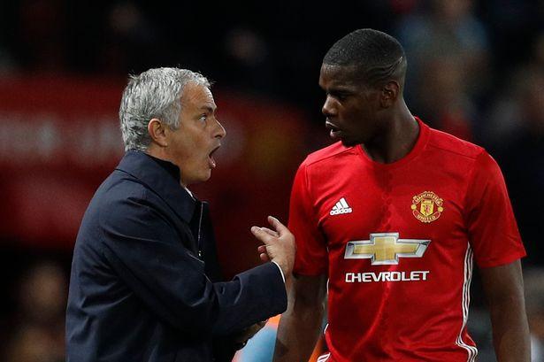 Jose Mourinho admits he has 'no idea' when Paul Pogba will return