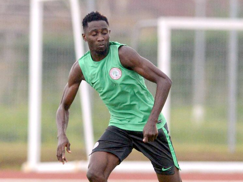 Super Eagles-Ndidi