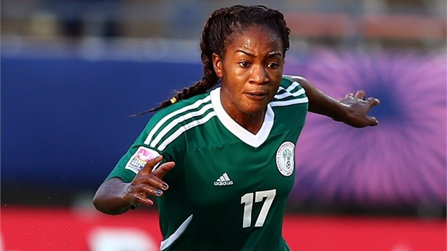 Breaking – Atletico Madrid signs Super Falcons striker, Francisca Ordega