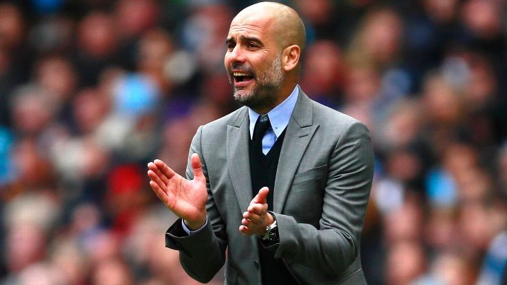 Guardiola insists Manchester City won't emulate Arsenal's 'Invincibles'