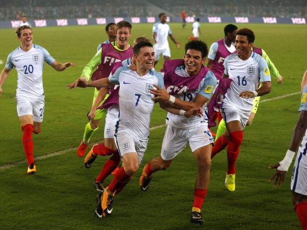 England win Under-17 World Cup with incredible comeback victory over Spain