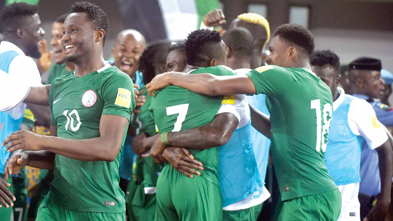 Super Eagles, others to know world cup opponents December 1