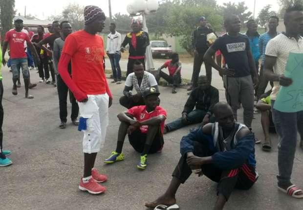 FC Taraba, Taraba Queens end protest 'temporarily'