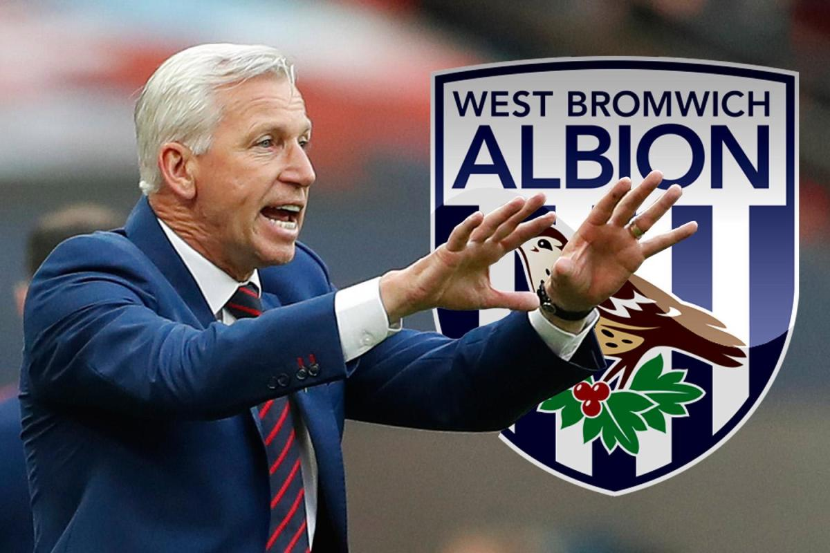 Breaking: Alan Pardew appointed as West Brom manager