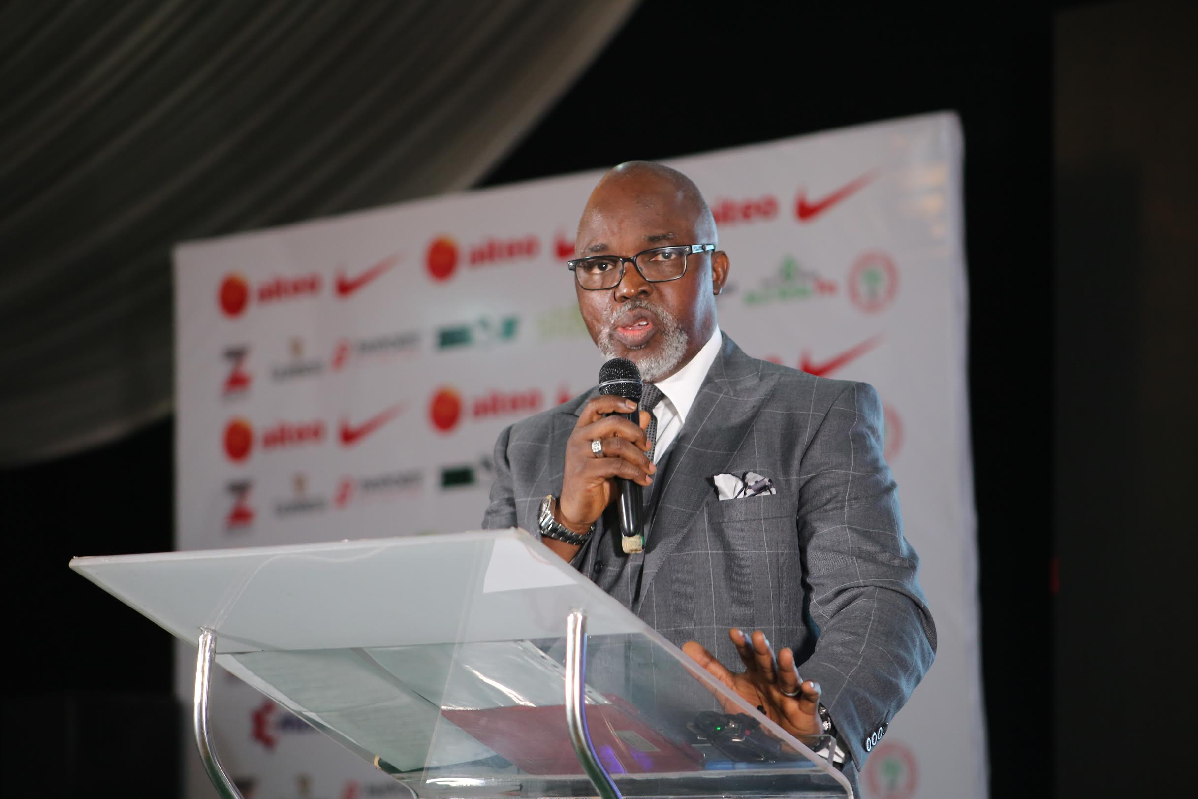 NFF close to Financial Independence from Government – Pinnick