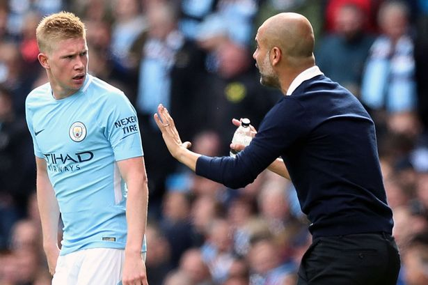 Report: Madrid uncovers interest in signing Man City's Kevin De Bruyne