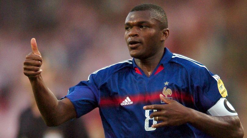 Desailly tips Eagles for World Cup semifinal