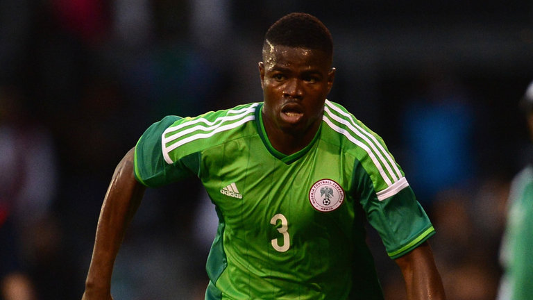 Echiejile tips Nigeria to qualify ahead of Argentina