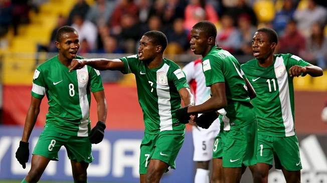 AYC Qualifier: MRI test reduces Golden Eaglets to 18 Players