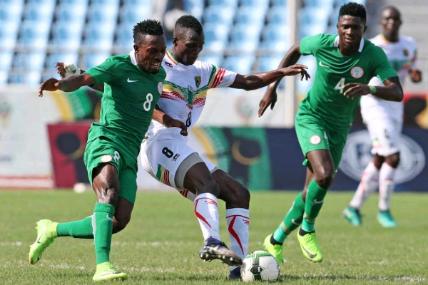 CHAN: Ifeanyi Ifeanyi confident of Home-based Eagles