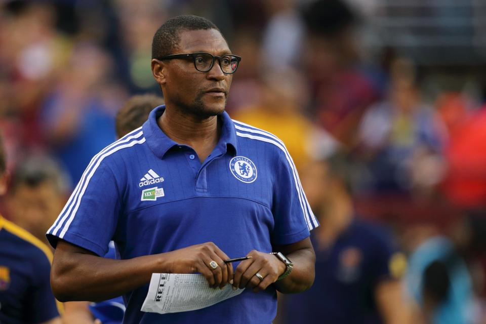 Emenalo explains why he left his role at Chelsea
