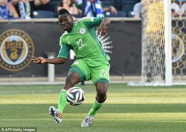 Moses is a motivation to my Chelsea dream – Omeruo