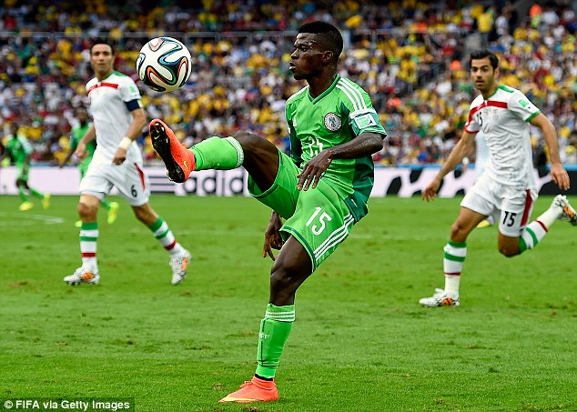Ex-Flying Eagles Captain, Ramon Azeez eyes Super Eagles recall