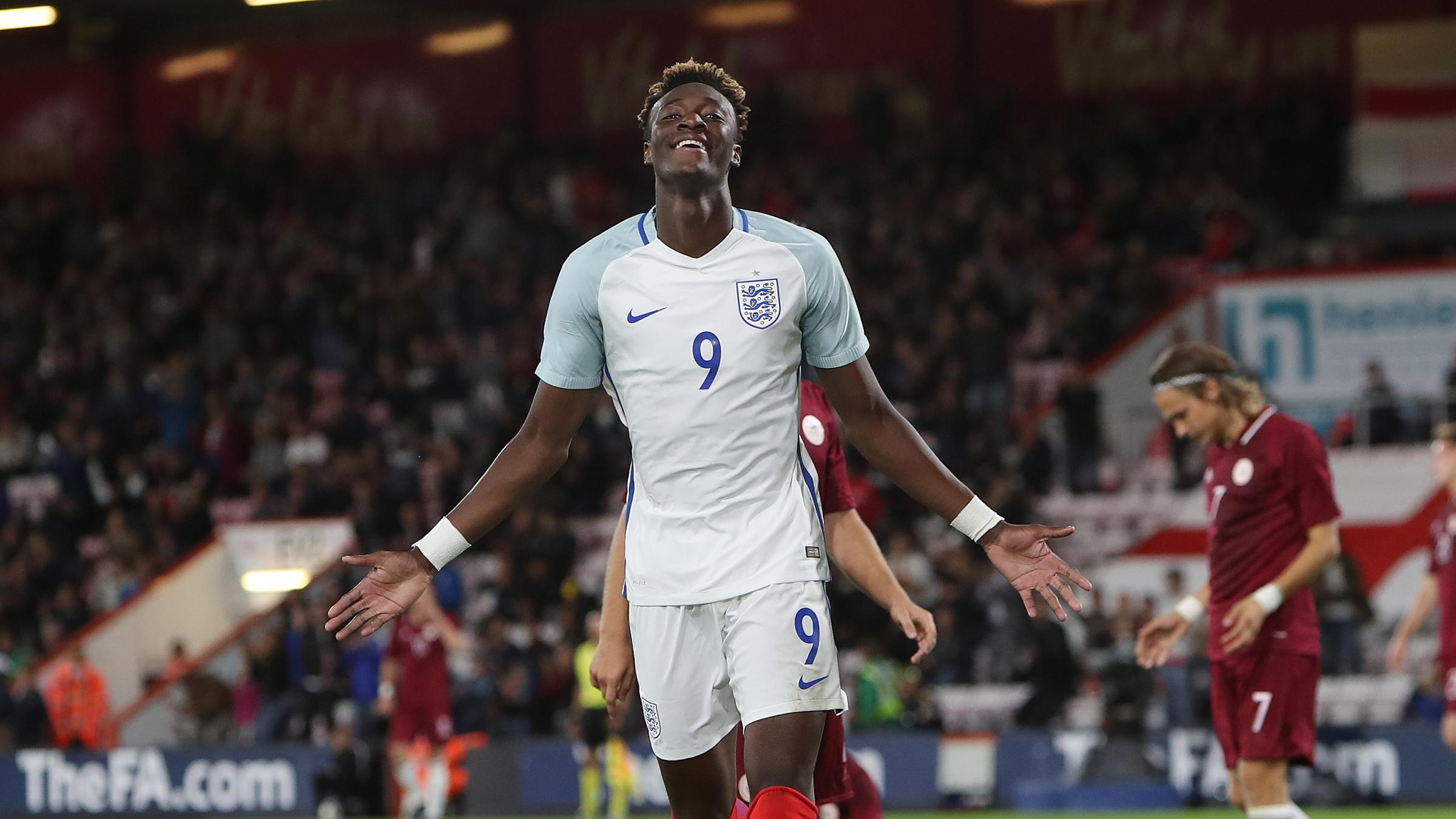 Tammy Abraham gets his first England National team call-up