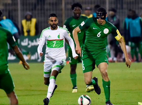 Leon Balogun disappointed with Algerian Fans for doing this