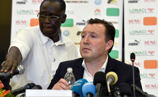 Marc Wilmots quits Ivory Coast job