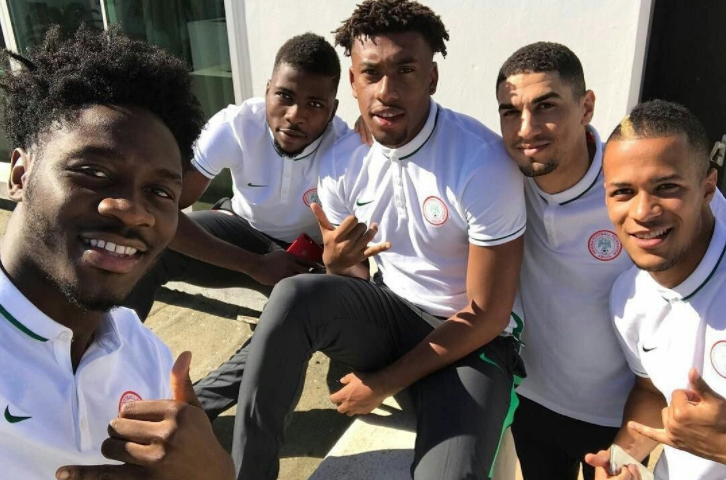 Eagles will learn Playing against Aguero, Mascherano and Co – Duke Udi