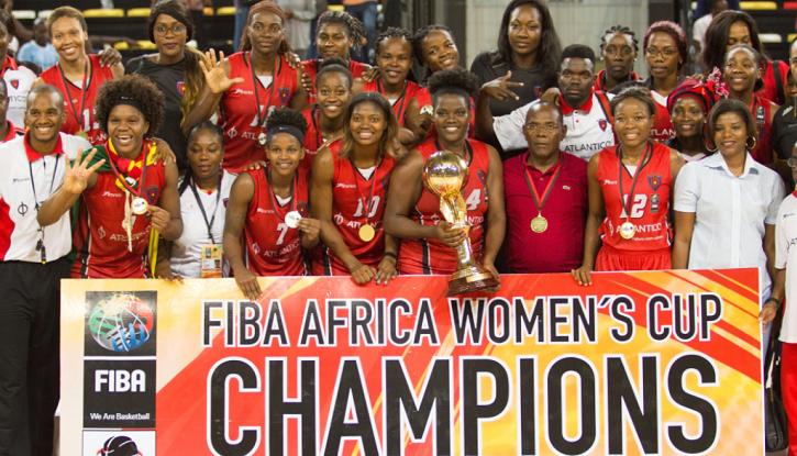 FIBA CCW: Primeiro de Agosto claim their third Title