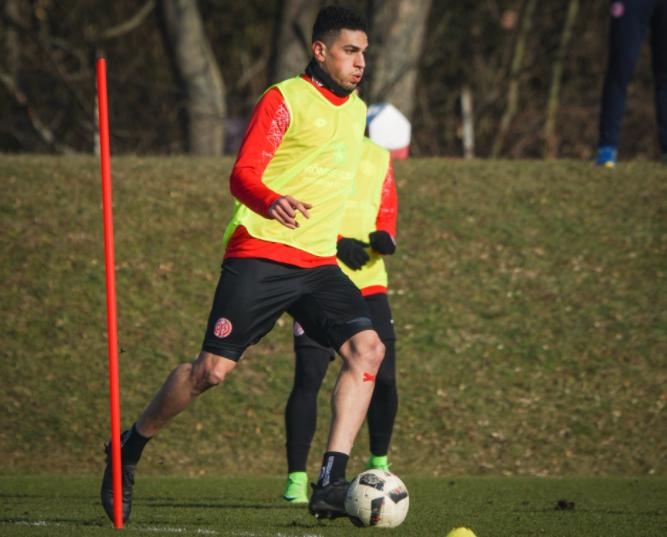 Mainz 05 hopeful Leon Balogun will Play Again