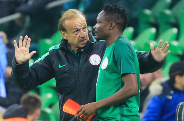 2018 World Cup: Super Eagles should get Quarter-final Target – Udeze