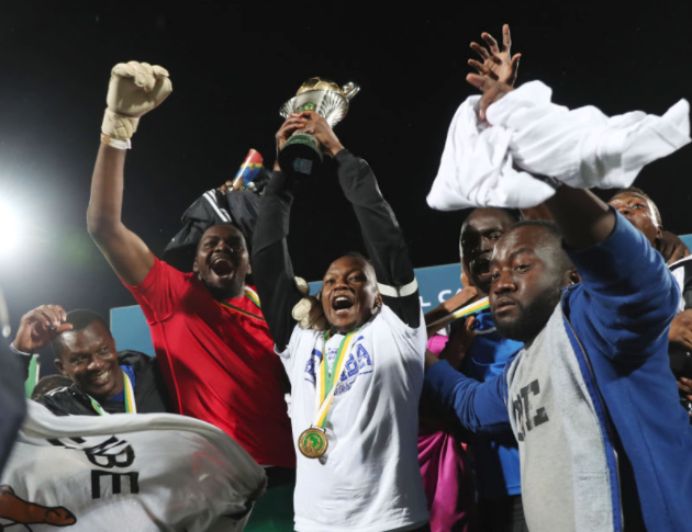 TP Mazembe retain Confederation Cup – second team in History to do so