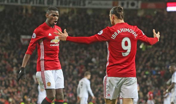 Mourinho delivers positive injury update on Pogba, Ibrahimovic