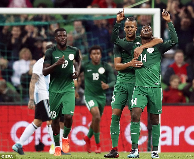 Super Eagles produce stunning comeback in Krasnodar