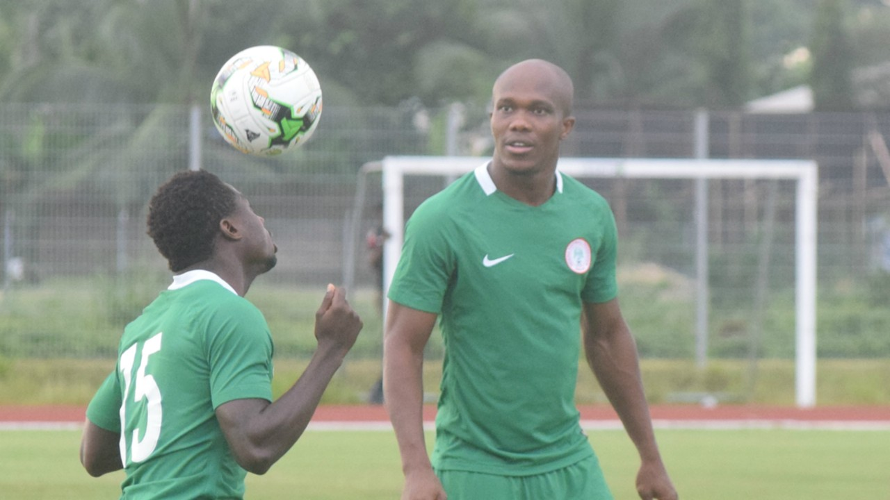 Nwakaeme to lead Super Eagles Attack against Les Fennecs